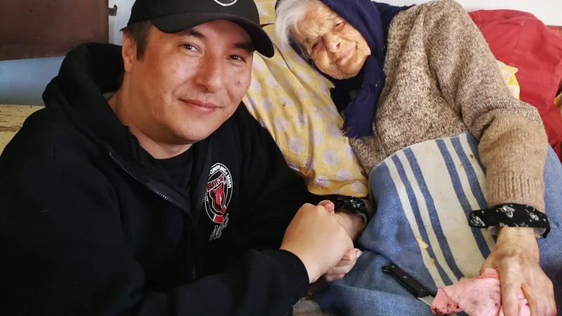 Buni(ca) de 105 ani