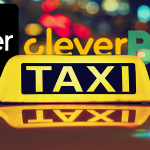Taxi Uber Clever Bolt