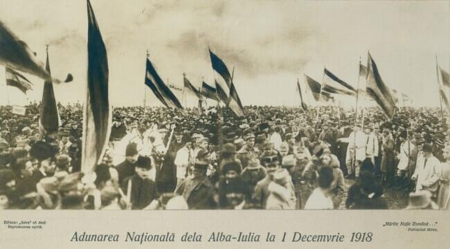 Patriotismul - 1 decembrie 1918